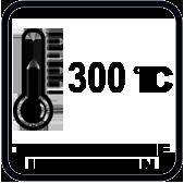 Температура на изхода на дюзата на I степен