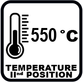 Temperatura de iesire treapta II