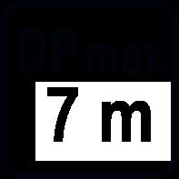 Adancime maxima de submersie