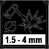 Diametru electrod