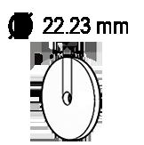 Diametrul găurii interioare